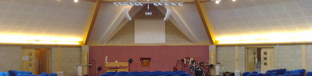worship lighting sound for churches
