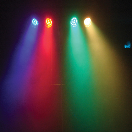 stage lighting system supply