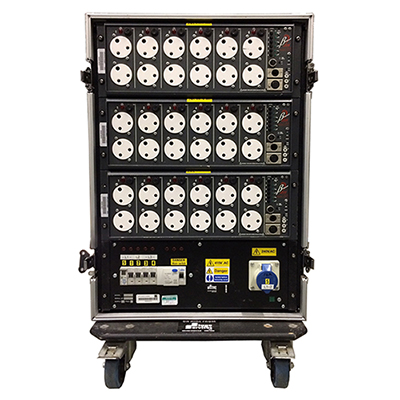 hire portable stage lighting dimmer system