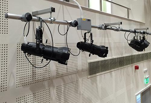Internally Wired Stage Lighting Bars Iwbs Internally