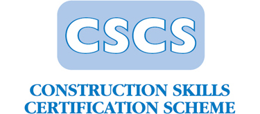 cscs card holding stage equipment installers